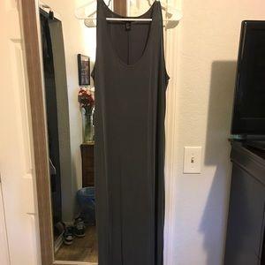 Forever 21 maxi dress size lg